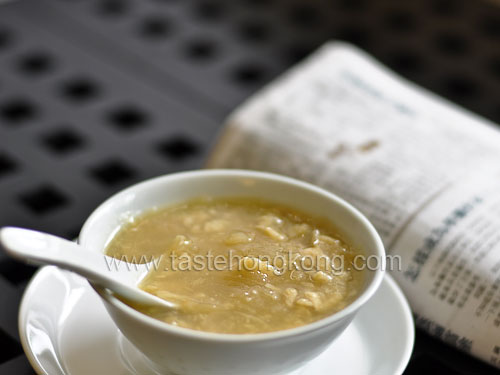 A Soup for Preventing Flu