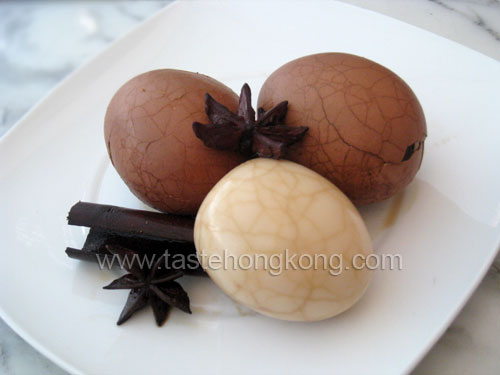 Tea Eggs