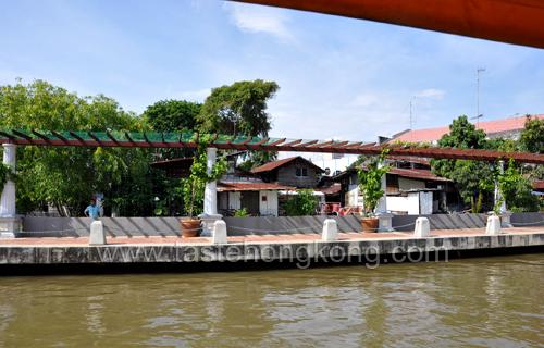 Boat Tour, Melaka (Melacca)