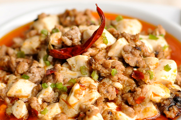 This dish is also known as Pock-marked Grandma's Beancurd or Pock ...