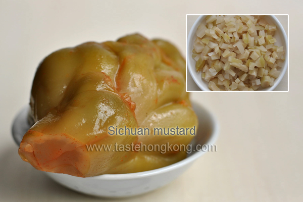 Sichuan Pickled Mustard 四川榨菜