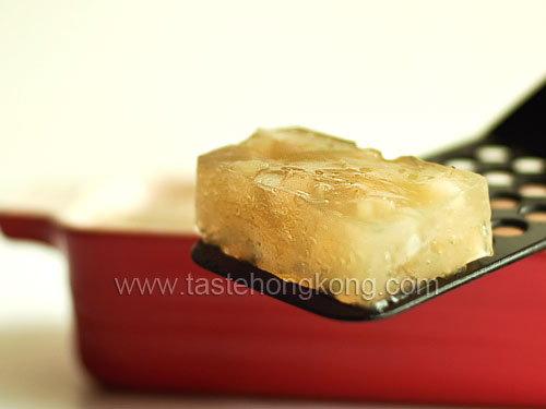 Water Chestnut Cake for Chinese New Year and Valentine&#8217;s Day