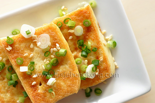 How to Pan-Fry Tofu with Crust