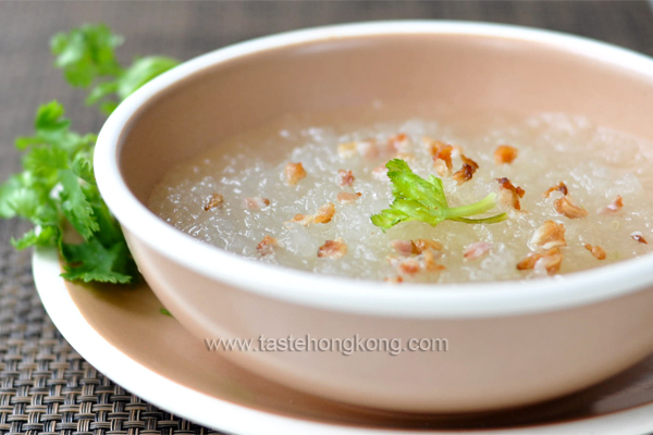 Snowy Winter Melon Soup