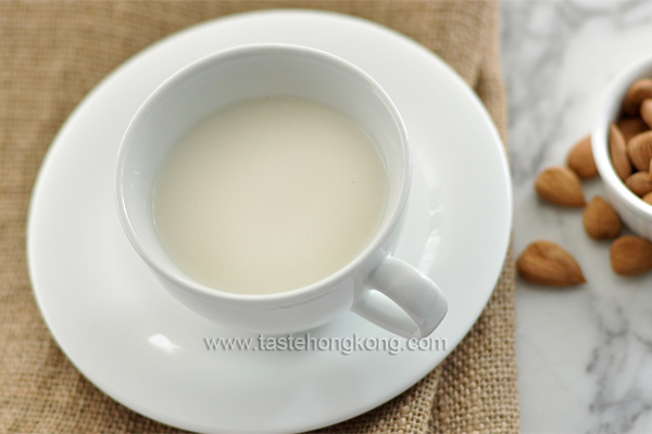 Chinese Almond Tea &#8211; Traditional Style