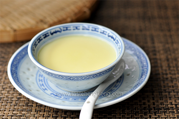 Chinese Egg Pudding, my Organic Dessert