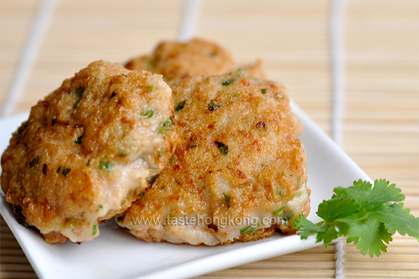 Thai Fried Fish Cake, Tod Mun Pla