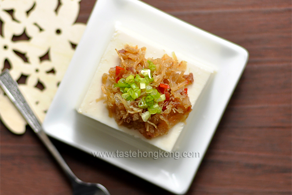 Homemade XO Sauce with Cold Tofu | Hong Kong Food Blog with Recipes ...