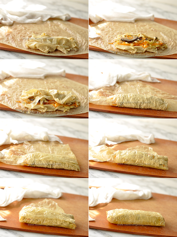 Yuba Wraps (Beancurd Sheet Rolls) – a Traditional Chinese Vegetarian ...