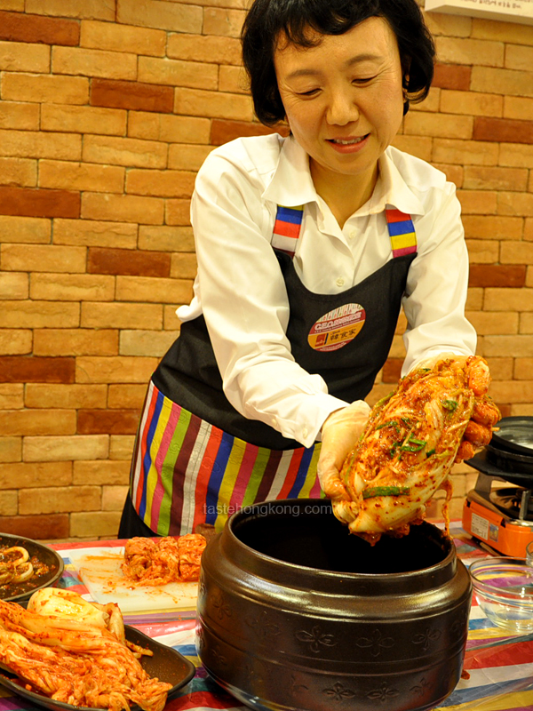 Korean Cooking Classes in Hong Kong, by Baab