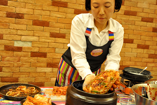 Korean Food Cooking Classes in Hong Kong (by Baab)